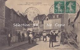 48 St CHELY - D'APCHER - Quartier Dit Le Portail - Ed Marius Plagnes - Saint Chely D'Apcher