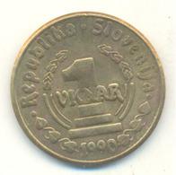 1 VINAR 1990 YEAR - Slovenië