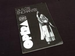 Opéra  L' Avant-Scène La Flûte Enchantée  (1976) - Musica