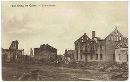 EYDTKUHNEN - Tsjernysjevskoje - Eitkūnai - Чернышевское - Der Krieg Im Osten - Ostpreussen - Ostpreussen