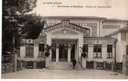Casino De Juan Les Pins (entree) - Antibes