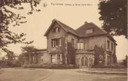 1937  Farciennes  - Château Du Baron  Carlo Hénin - - Farciennes