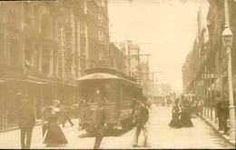 AUSTRALIE - Carte Postale Photo - Sydney - Une Rue Avec Tramway  - L 30394 - Sydney