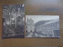 2 Cartes De Malonne, Institut Saint Berthuin -> Onbeschreven - Namur