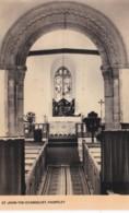 PAUNTLEY - ST JOHN THE EVANGELIST CHURCH INTERIOR . MODERN - Other