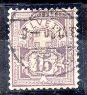 Sello De Suiza N ºYvert 70a (o) Valor Catálogo 20.0€ OFERTA (OFFER) - Used Stamps