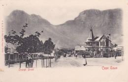 CAPE TOWN - ORANGE STREET - South Africa