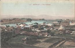 CPA Indochine Moncay Vue Générale - Vietnam