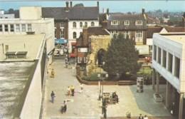BRENTWOOD -ENTRANCE TO CHAPEL, HIGH STREET . MODERN - England