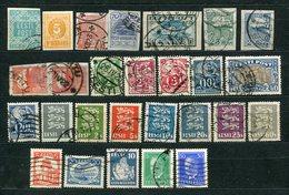 Estland Kleine Sammlung / Lot   O  Used + *  Unused            (136) - Estonia