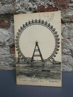 Cpa PARIS  La Grande Roue - Autres Monuments, édifices