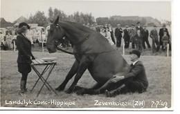 Zevenhuizen Concours Hippique 1949 - Andere
