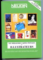 Argus NEUDIN 1991  Les Meilleures Cartes Postales D'illustrateurs - Books
