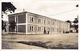 Camp D'AUVOURS (Sarthe) Caserne Au Nord Circulée 1956 - Autres Communes