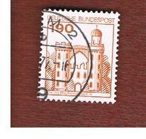 GERMANIA (GERMANY) - SG 1811  - 1977  GERMAN CASTLES:  190       -  USED - Usati
