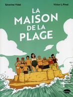 La Maison De La Plage - Séverine Vidal, Victor L. Pinel - Marabout Marabulles - Livres, BD, Revues