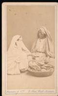 Photo -- Mauresque Et Negresse - Old (before 1900)