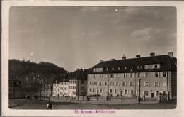 ! Alte Ansichtskarte Aus St. Arnual, Foto, Photo, Artilleriestraße, Saarbrücken, Saarland, 1932 - Saarbruecken