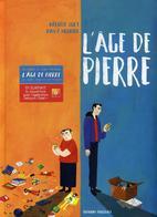 L'âge De Pierre - Héloïse Solt, Davy Mourier - Delcourt - Livres, BD, Revues