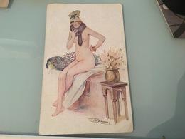 Ancienne Carte Postale - Illustrateur - Suzanne Meunier - Meunier, S.