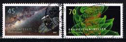 Bund 2017, Michel# 3347 - 3348 O Astrophysik: Satellite Gaia/ Gravitational Waves - BRD