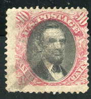 USA Lincoln 90c. 1869 - Gebruikt