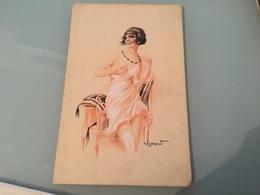 Ancienne Carte Postale - Illustrateur - Massart - Illustrateurs & Photographes