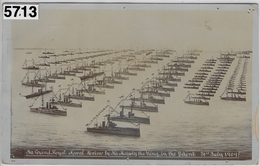 The Grand Royal Naval Review By His Majesty The King, In The Solent 1904 - Portsmouth