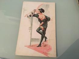 Ancienne Carte Postale - Illustrateur - Franzoni - Illustrateurs & Photographes