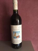 1995 - Cuvée Du Terrails - COLLIOURE - 75 Cl - CAVE TAMBOUR - GAEC BRIOZZO-HERRE Vignerons Banyuls Sur Mer - Wine