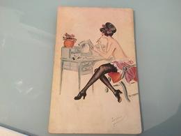 Ancienne Carte Postale - Illustrateur - A Dechiffrer - Illustrators & Photographers