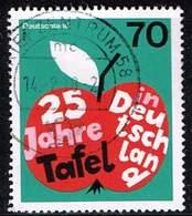 Bund 2018, Michel# 3361 O 25 Jahre Tafel - [7] République Fédérale