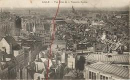 Lille, Vue Prise De La Nouvelle Bourse, Feldpost - Lille