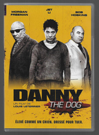 Danny The Dog  Dvd - Action, Aventure