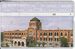 TAIWAN - Building, ITA Telecard(D5031), CN : 528H, Used - Taiwan (Formosa)