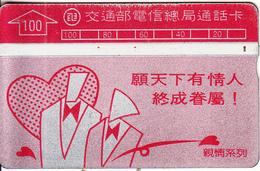TAIWAN - Suits, ITA Telecard, CN : 003W, Used - Taiwan (Formosa)