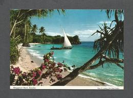 MANGAPWANI BEACH ZANZIBAR - AFRICA - AFRIQUE - PHOTO E. LUDWIG BY JOHN HINDE STUDIO - Cartes Postales