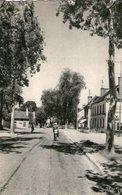(106) CPA   Saint  Parres Les Vaudes  Route  Nationale (Bon Etat) - France