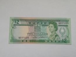 FIJI 2 DOLLARS 1983 - Fidji