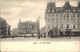 72026296 Liege Luettich La Place Verte Liege - Other