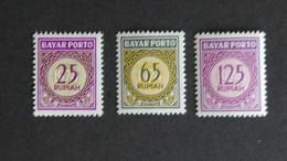 Indonesia - Port (Bajar) Nrs. 48 T/m 50 (postfris) - Indonesia