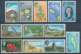 St. Kitts-Nevis - Aus 139 / 153 ** (Michel 15,00 €) - St.Kitts-et-Nevis ( 1983-...)
