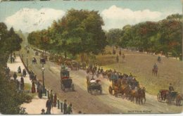 LONDON - HYDE PARK - ROTTEN ROW 1906 T281 - London