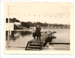 ROBERTVILLE     Barrage    Photo De 8.5cm Sur 11.5cm - Waimes - Weismes