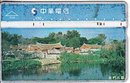 TAIWAN -  Landscape, Chunghwa Telecard(7009), CN : 694D, Used - Taiwan (Formosa)