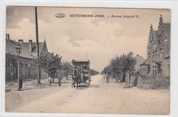 Oostduinkerke. Avenue Léopold II. - Oostduinkerke