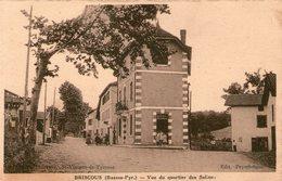 (106) CPA Briscous  Quartier Des Salines    (Bon état) - Autres Communes