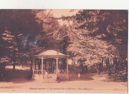 CPA - CHATELAILLON - Le Kiosque De La Musique, Parc Municipal - Châtelaillon-Plage