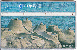 TAIWAN - Chunghwa Telecard(7071), CN : 817H, Used - Taiwan (Formosa)