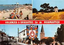 PIE-19-5491 : ILE DE NOIRMOUTIER. BARBATRE. - Ile De Noirmoutier